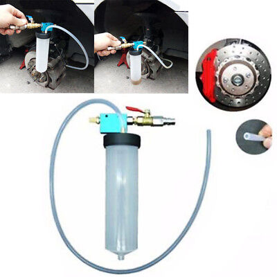 HOT Car Brake Fluid Replace Tool Pump Oil Bleeder Exchange Air Equipment Kit