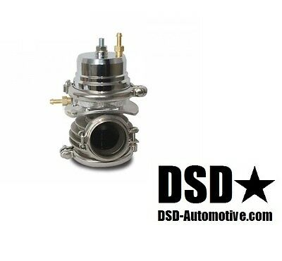 Universal Typ GT V-Band 50MM Wastegate / Turbo Waste-Gate 14 PSI
