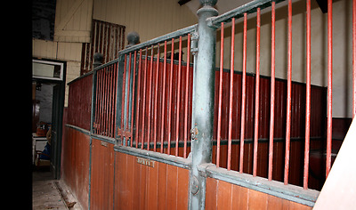 Traditional Antique Original Victorian Indoor Horse Stables / Stalls