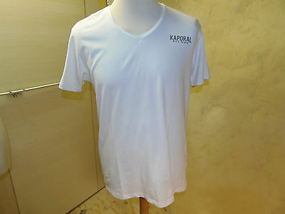 """Tee Shirt  Kaporal Taille Xl """" Model Homme """""""