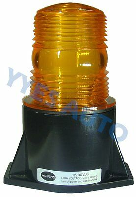 LED Beacon / LED Warning Light / YC-5393 DC12-100V Amber