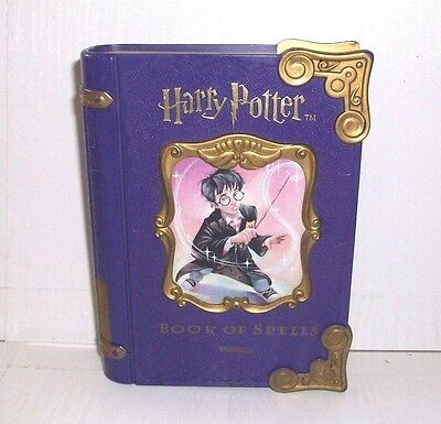 Harry Potter Book Of Magic Spells - Tiger Hp Electronics 2001