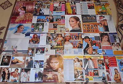 Jennifer Lopez J LO - Magazine Posters / Clippings / Postcards Collection # 2