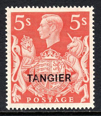 Morocco Agencies (Tangier) KGV1  1949  5s Red SG274 M/Mint