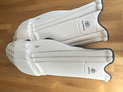 Redback Cricket Modern Pads - NEW - Youth Right Handed