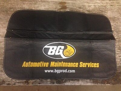 Bg Service Auto Mechanics Protective Fender Cover - New Sealed!