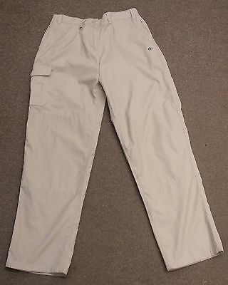 Ladies Craghoppers walking trousers  quick dry Solar Dry fabric. Size 14S.