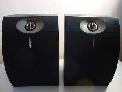 2 x BOSE - 301 SERIES V / HAUPTLAUTSPRECHER / 1 PAAR / BLACK / TOP !  #GIN13