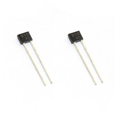20PCS BB910 Varactor Diode Varicap TO-92S Diode Bb910 Dip IC Develope