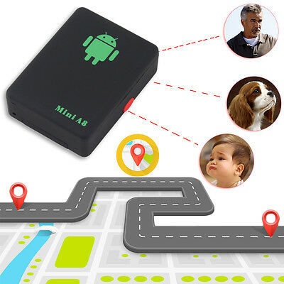 Mini Global Real Time GPS Tracker GSM/GPRS/GPS Tracking Tool Children/Pet/Car BS