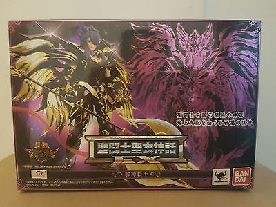 Bandai Saint Seiya Soul Of Gold Myth Cloth Ex Evil God Loki