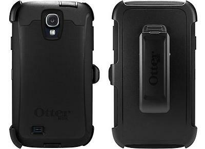 Otterbox Defender Series case & Holster clip for Samsung Galaxy S4 Black