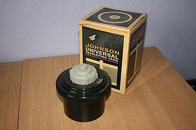 Johnson Universal Developing Tank for 35mm, No2 and No 27 Films