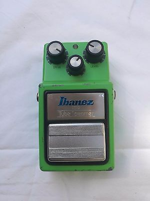 Vintage Ibanez Ts9 Tube Screamer - Free Next Day Delivery In The Uk