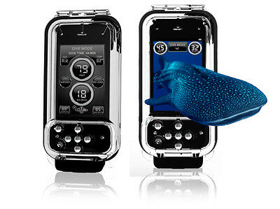 iGills Scuba Dive Computer Housing SE-35 Turns Your iPhone into Diving Computer