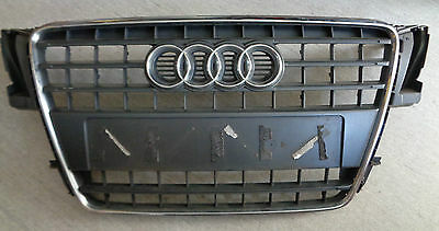 Genuine Audi A5 08 To 11 Front Grill Assembly - 8T0853651E