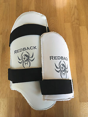 Redback Cricket - YOUTHS Right Hand Thigh Pad Set (Outer and Inner)