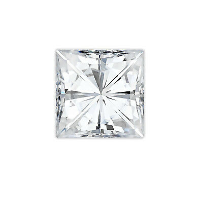 Charles & Colvard® Orig Forever One™ Moissanite Square Brilliant Cut Loose Stone