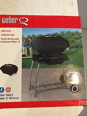 Weber Q 100 Series Gas Grill Cover