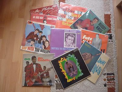 10 Rare Orig Lp's Top Zustand Not Reissue's-Mint Or Ex-