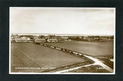Thurso Wick Caithness - Castletown from South West RP p/u 1954