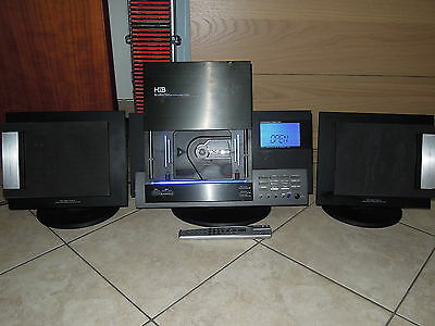 HI-FI CD/MP3 Radio USB SD RCA