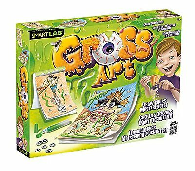 SmartLab Toys That`s Gross Science Lab New Free Shipping