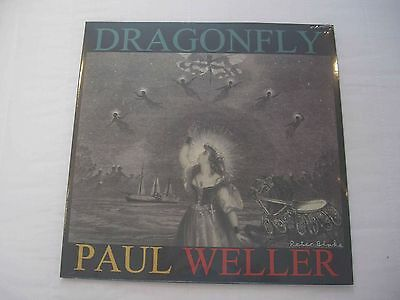 "Paul Weller Dragonfly Limited 12"" Record Store Day RSD 2012 Mod The Jam"