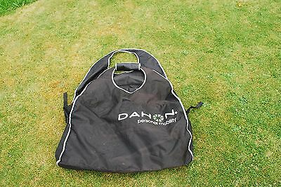 Dahon folding bicycle carry bag.