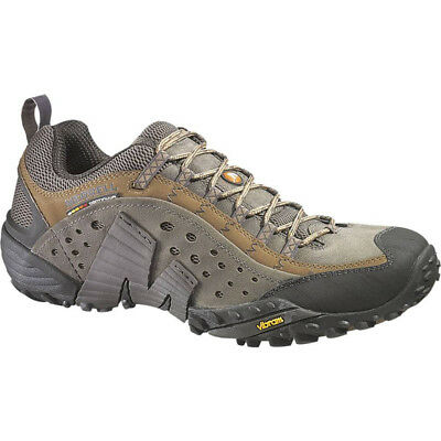 Merrell Mens Intercept Low Cut Durable Mesh Lined Walking Shoes