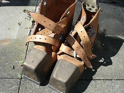 Leather American Vintage Diving Boots Not Siebe Gorman