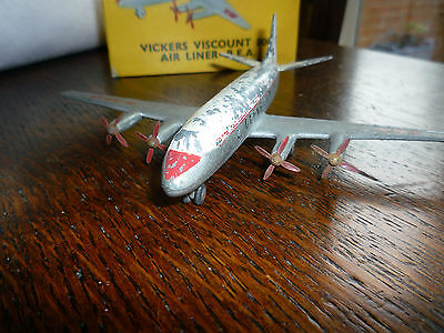 DINKY 708 VICKERS VISCOUNT BEA.. Boxed
