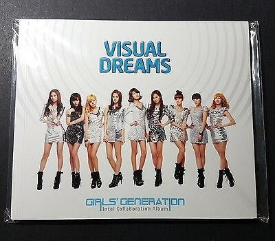SNSD Girls Generation Intel Visual Dream Promo Limited Rare K-pop