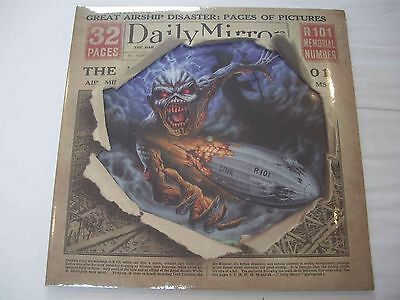 """Iron Maiden Empire of the Clouds 12"""" Picture Disc Record Store Day 2016 RSD"""