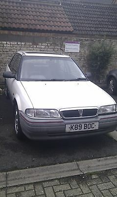 Rover 216 SLI Auto 1993, Honda engine, Low Mileage.