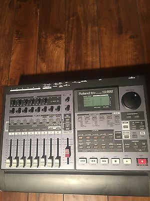 Roland Vs 890 Digital Mixer Recorder