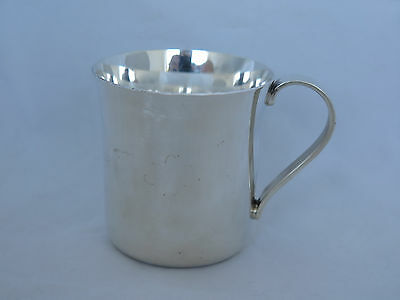 Vintage Tiffany Sterling Heavy Baby/Child's Cup