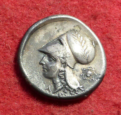 Silver Stater of Corinth