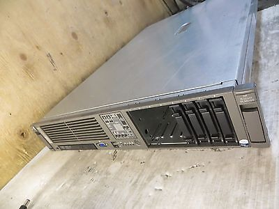 "HP DL380 G5 2U Server - Intel Xeon QC 2.33GHz 2GB Ram No HDDs 2.5"" ^"