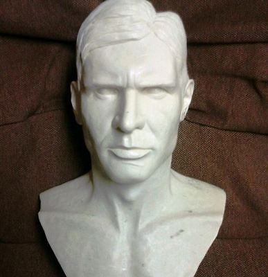 Indiana Jones 1:1 Bust Harrison Ford Bust Raiders of the Lost Ark