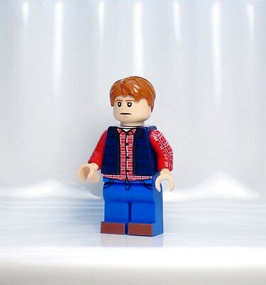 A1135 Lego CUSTOM PRINTED Doctor Who Dimensions RORY WILLIAMS MINIFIG Amy Pond