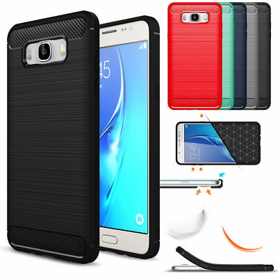 Ultra Slim Soft TPU Back Shockproof Case For Samsung Galaxy S6/S7/S8/S9/Note 9/8