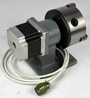 Axis Rotary Shaft Rotation Axis For Pneumatic Marking  Printing  Stepper Motor