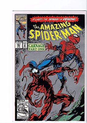 Amazing Spider-Man #361B Cpg Nm 9.4