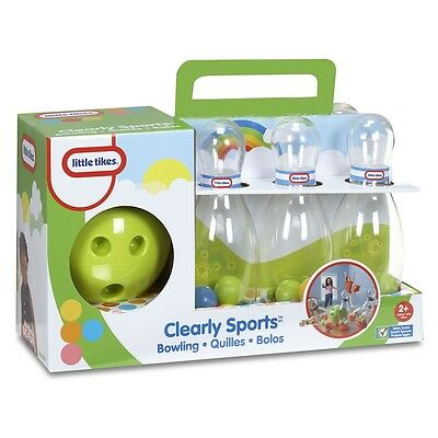 Brand New Little Tikes Clearly Sports Bowling 630408M
