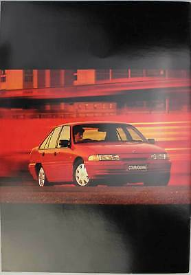 Holden Safety & Security Brochure VP SS Commodore Calais VQ Statesman Caprice