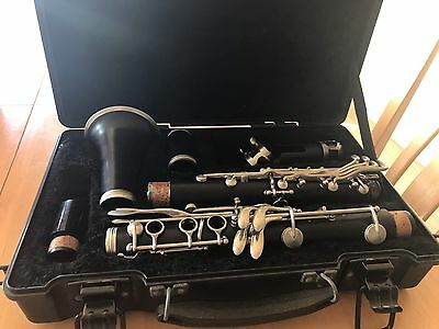 Clarinet Armstrong