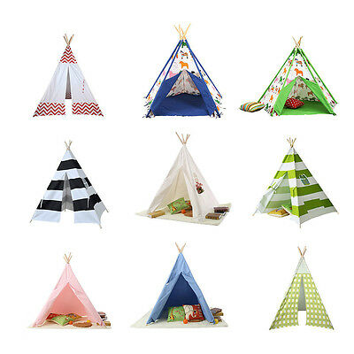 2017 Kids Tipi Tepee Teepee Tent Play Tent Play House Children Toys Childs Gifts