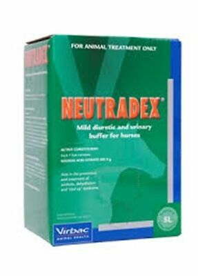 Neutradex 5 litre Horse