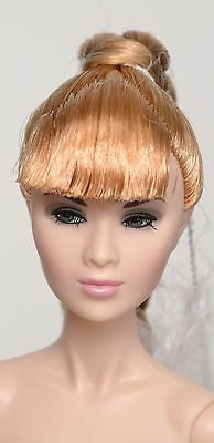 "Fan XI Crushin' It 12"" NUDE Doll Color Infusion In The Mix Fashion Royalty NEW"